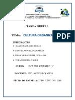 Cultura Organizacional Bolaños (ACTUALIZADO)
