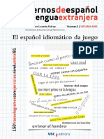 El Espanol Idiomatico Da Juego