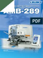 AMB-289 ( English )