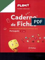 Caderno de Fichas - Português 2º ano PLIM.pdf