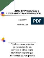 Coaching y Liderazgo Transformador
