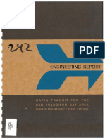 1961 Parsons Engineering Report to SF Bart District
