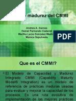Modelo de Madurez Del CMMI