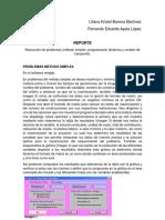 Resolucion de Problemas en WINQSB (Metodo Simplex, Programacion Dinamica y Modelo de Transporte)