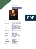 William Shakespeare 4 Fritz