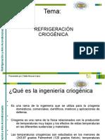 exposicion refrigeracion criogenico
