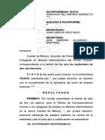 Calidad Victima Sentencias Amparo Hector Huerta