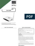 YX545 Soho Manual