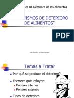1. DETERIORO