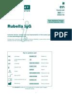 RubellaIgG ARC
