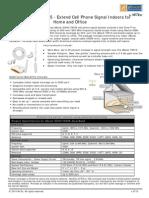 YX545 Soho Spec Sheet