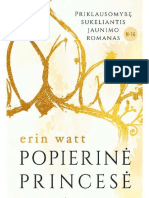 Erin Watt -Popierine Princese
