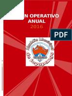Plan Operativo Anual Soyapango 2016
