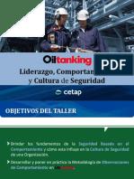 SBC - Cultura y Liderazgo en Seguridad