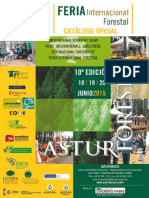 Catalogo Asturforesta 2015