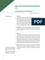 Economia Circular Como Marco Para El Ecodiseno El Modelo Eco 3