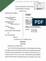 Case 111 Cr 00558 TSE Damaso Lopez Nunez Indictment