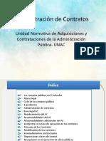 Administracion de Contratos LACAP 2015