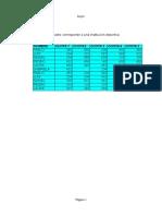 Ejercicio Excel