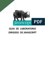 Guia de Laboratorio Dirigido de Javascript