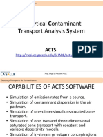 ACTS Presentation