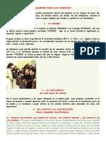QUIÉNES ERAN LOS FARISEOS.docx