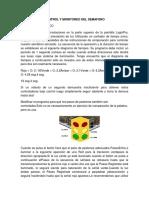 Control y Monitoreo Del Semaforo
