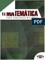 MATEMÁTICA PARA CONCURSOS MILITARES VOL  1 - 3° EDIÇÃO.pdf