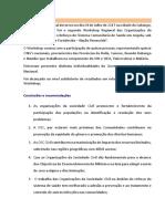recomendacoes regiao  HUÍLA