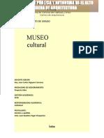 Perfil Museo Cultural Yugar