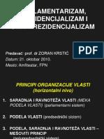 Predavanje-21.-oktobar-2010.-Parlamentarizam-prezidencijalizam-i-semi-prezidencijalizam.ppt