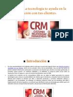 El CRM