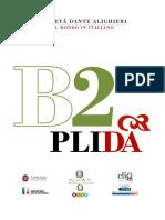 PLIDA B2 - Nuovo Formato - Quaderno Delle Specifiche