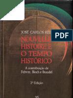 Nouvelle Histoire - Jose Carlos Reis