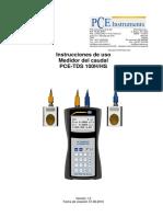 Manual Pce Tds 100h Hs v 1.2