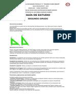GUÍA  DE ESTUDIO EXAMEN EXTRAORDINARIO TECNOLOGÍA 2 (DISEÑO GRÁFICO)