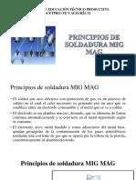 Fallas y Defectos en La Soldadura Mig Mag