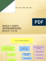 Novela y Cuento Hispanoamericanos