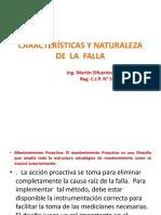 Características y Naturaleza de La Falla