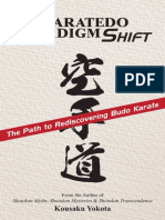 Karate do Paradigm Shift