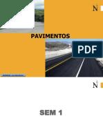 1.1. Sem 1 Pavimentos Generalidades...