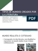 Tipos de Mundos Creados Por La Literatura12
