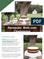 eBook Bolo Com Champagne