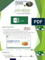 Clase 01 - Excel Básico