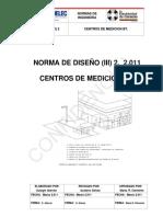 (III) 2 2011 Centros de Medición BT