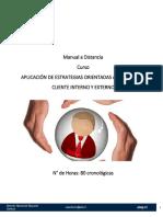 Manual de Autoinstrucción Orientación Al Cliente Interno y Externo R_1