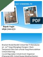 0818-0927-9222 | Bracket TV Bandung, Bracket Tv Led
