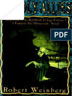 Weinberg, Robert - [Masquerade of the Red Death Trilogy] 02 - Unholy Allies