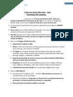 2. UWC México. Información General 2019 - 2021
