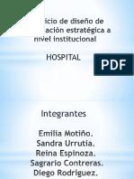Presentacion Planificacion estrategica Hospitalaria